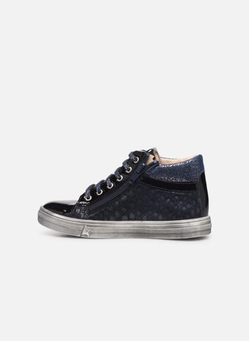 Sneakers Bopy Sanae Azzurro immagine frontale