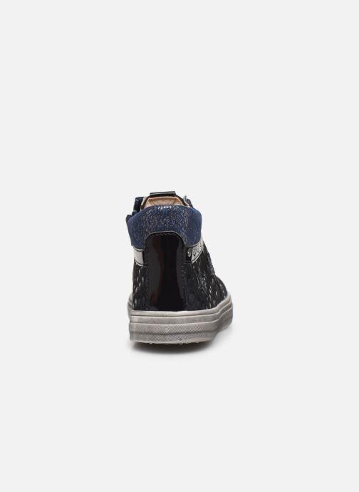 Sneakers Bopy Sanae Azzurro immagine destra