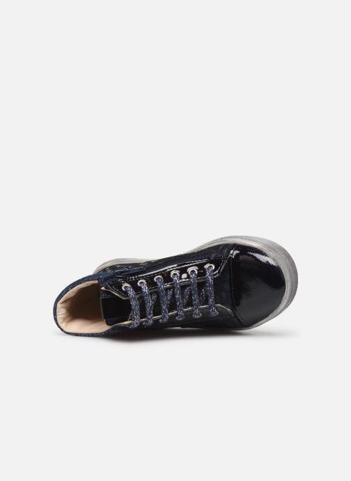Sneakers Bopy Sanae Azzurro immagine sinistra