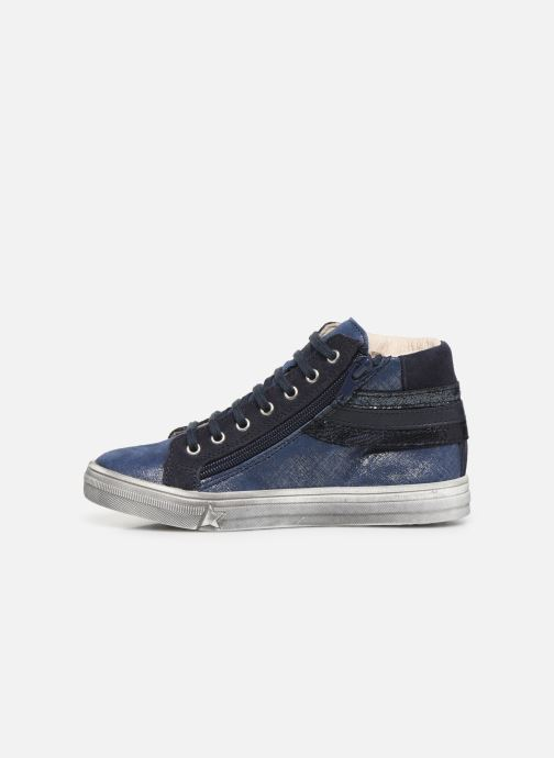 Trainers Bopy Salema Blue front view