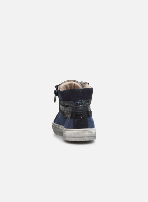 Sneakers Bopy Salema Blauw rechts