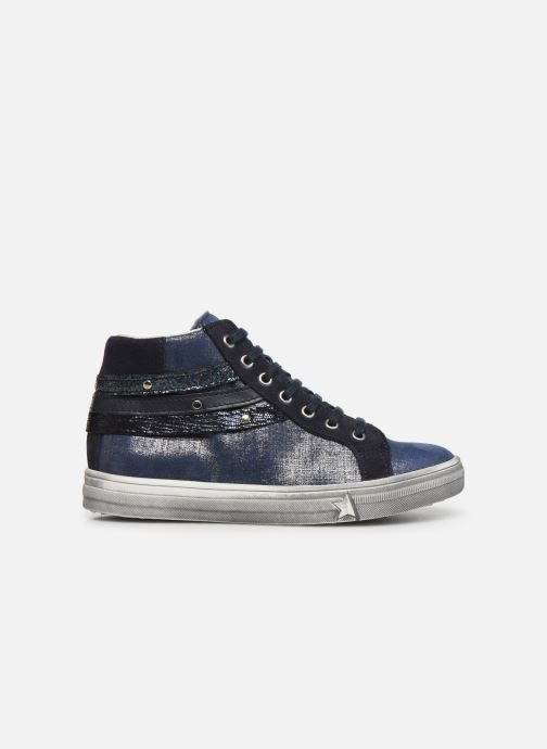 Sneakers Bopy Salema Blauw achterkant