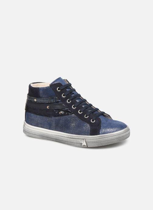 Sneakers Bopy Salema Blauw detail
