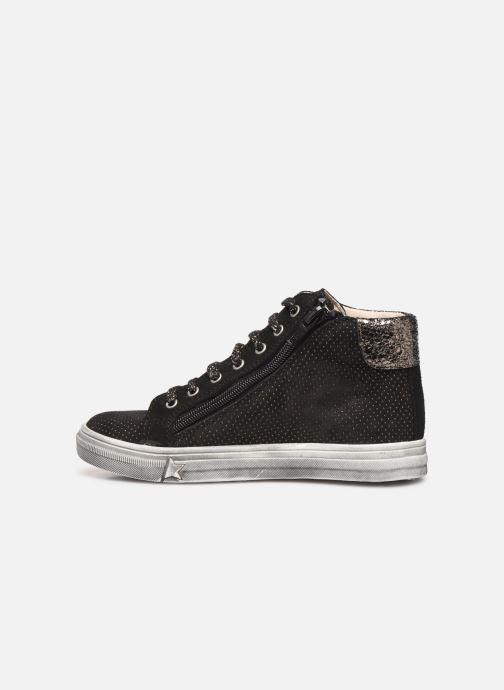 Sneakers Bopy Starca Zwart voorkant