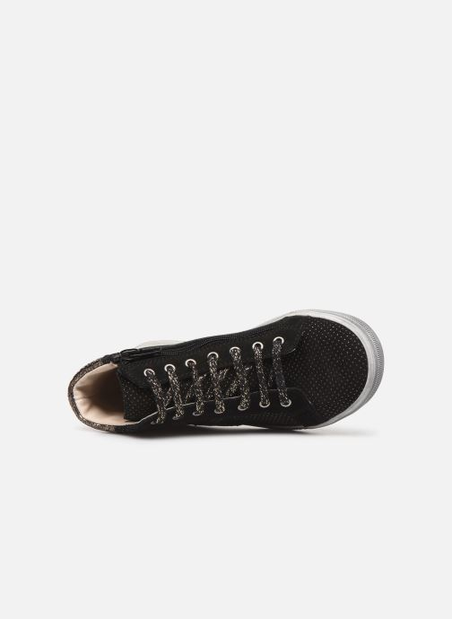 Baskets Bopy Starca Noir vue gauche