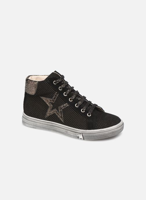 Sneakers Bopy Starca Zwart detail