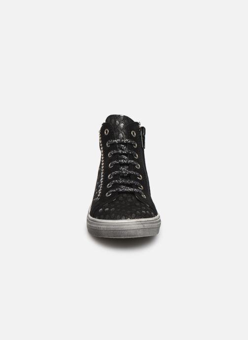 Sneakers Bopy Street Nero modello indossato