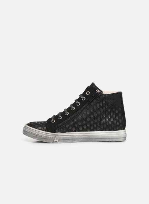 Sneakers Bopy Street Zwart voorkant