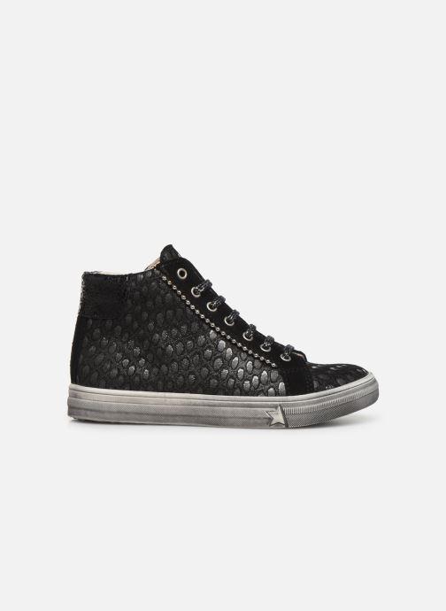 Sneakers Bopy Street Zwart achterkant