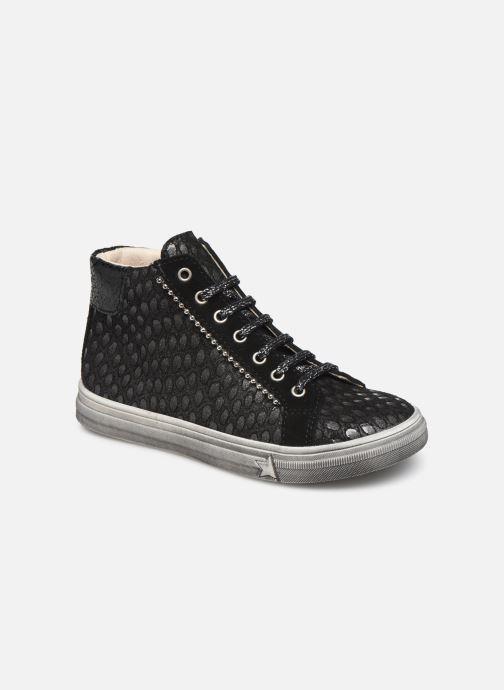 Sneakers Bopy Street Zwart detail