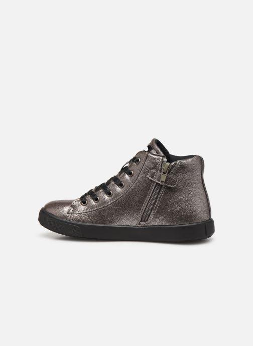 Sneakers Bopy Tabadine Lilybellule Argento immagine frontale
