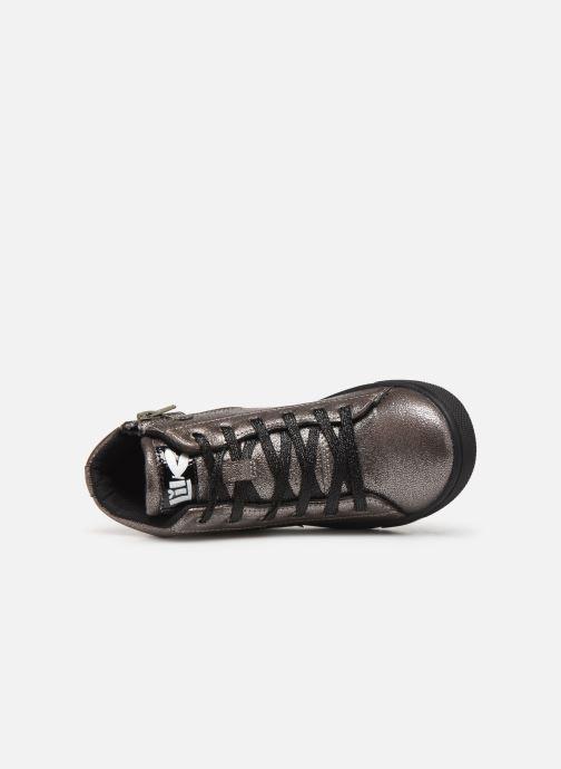 Sneakers Bopy Tabadine Lilybellule Argento immagine sinistra