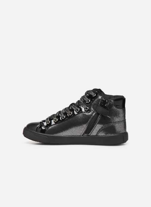 Sneakers Bopy Taberna Lilybellule Zilver voorkant