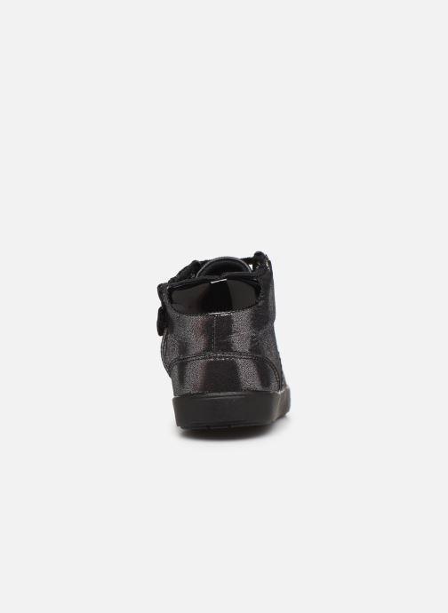 Sneakers Bopy Taberna Lilybellule Zilver rechts