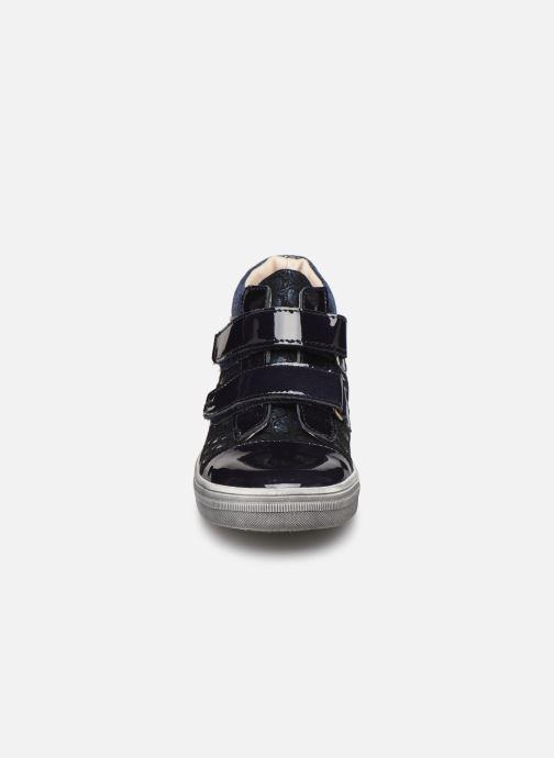 Baskets Bopy Sarivel Bleu vue portées chaussures