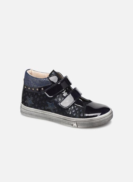 Sneakers Bopy Sarivel Blauw detail
