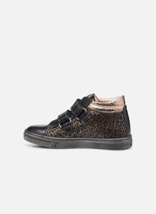 Sneaker Bopy Savavel grau ansicht von vorne