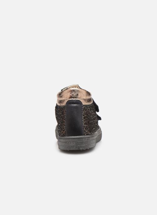 Sneaker Bopy Savavel grau ansicht von rechts