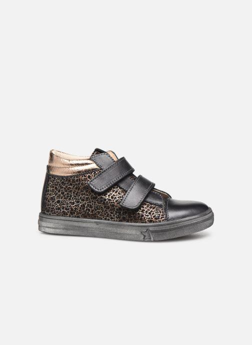 Sneaker Bopy Savavel grau ansicht von hinten