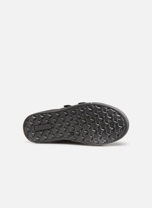 Sneaker Bopy Savavel grau ansicht von oben