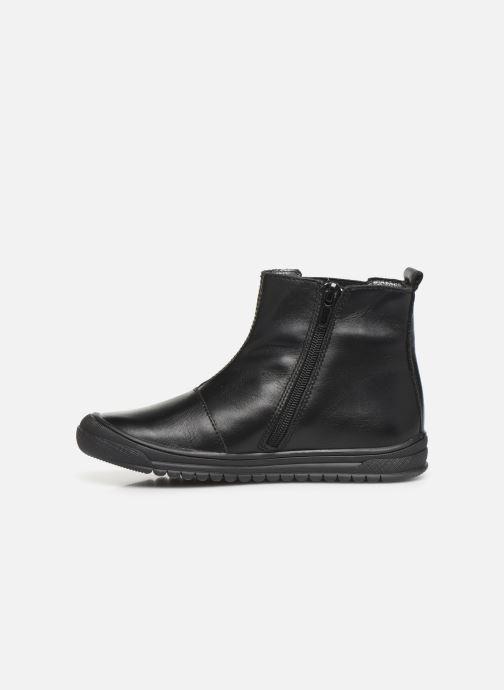 Bottines et boots Bopy Sagala Noir vue face