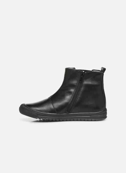 Boots en enkellaarsjes Bopy Sagala Zwart voorkant