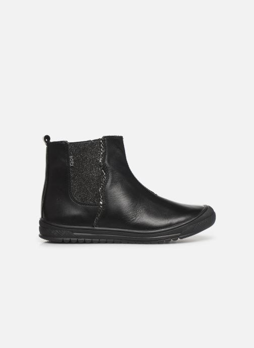 Boots en enkellaarsjes Bopy Sagala Zwart achterkant