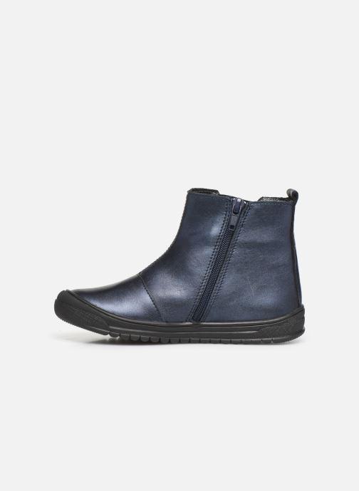 Bottines et boots Bopy Sagala Bleu vue face