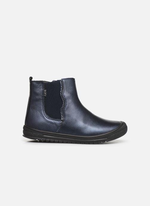 Ankle boots Bopy Sagala Blue back view