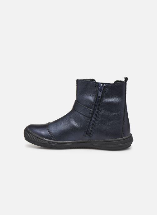 Bottines et boots Bopy Siropa Bleu vue face