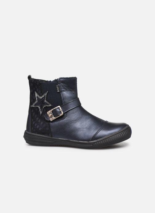 Bottines et boots Bopy Siropa Bleu vue derrière