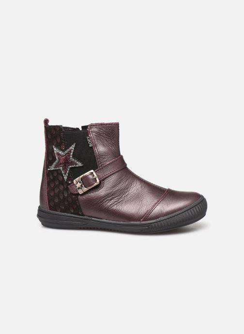 Boots en enkellaarsjes Bopy Siropa Bordeaux achterkant