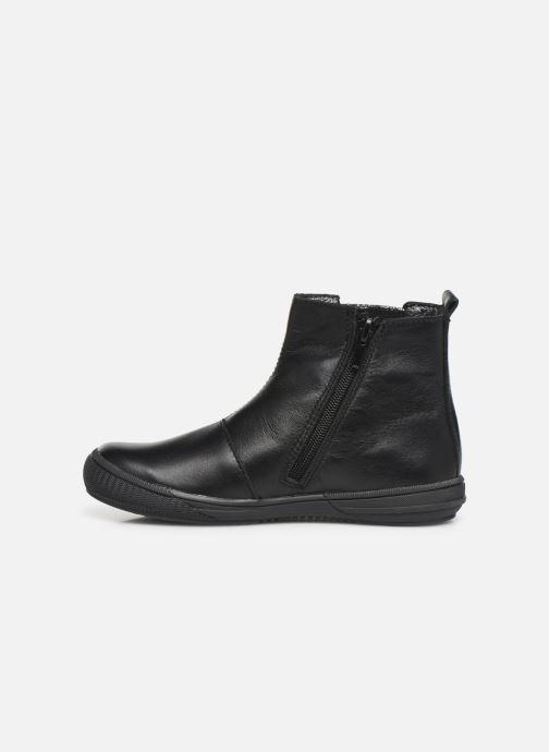 Bottines et boots Bopy Samana Noir vue face
