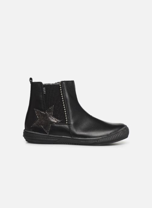 Bottines et boots Bopy Samana Noir vue derrière