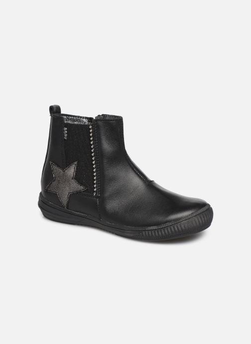 Bottines et boots Bopy Samana Noir vue détail/paire