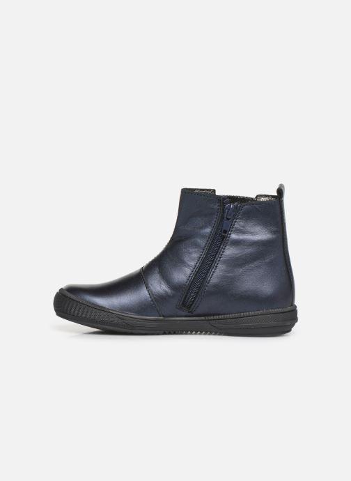 Bottines et boots Bopy Samana Bleu vue face
