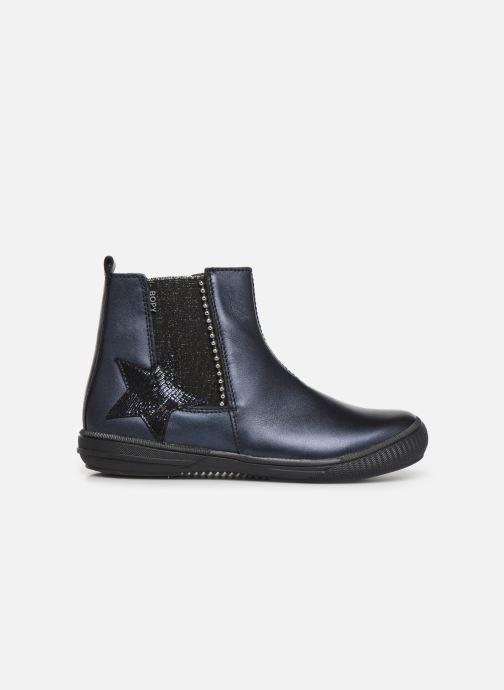 Bottines et boots Bopy Samana Bleu vue derrière