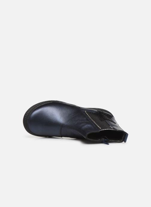 Bottines et boots Bopy Samana Bleu vue gauche