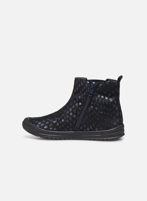 Bottines et boots Bopy Sagola Bleu vue face