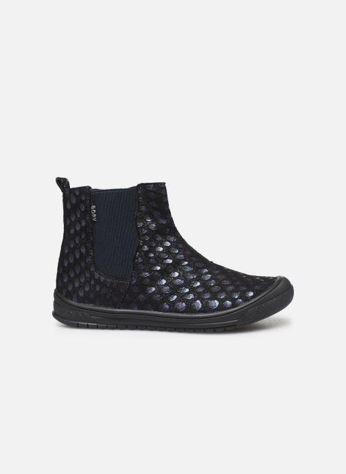 Boots en enkellaarsjes Bopy Sagola Blauw achterkant