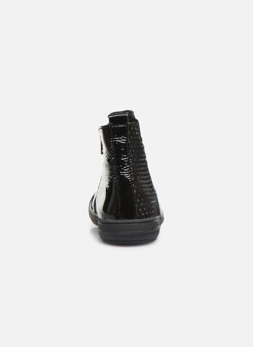 Bottines et boots Bopy Sedina Noir vue droite
