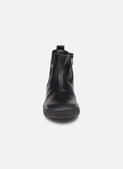 Bottines et boots Bopy Semoi Noir vue portées chaussures