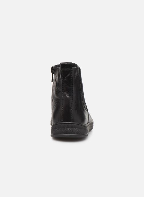 Bottines et boots Bopy Semoi Noir vue droite