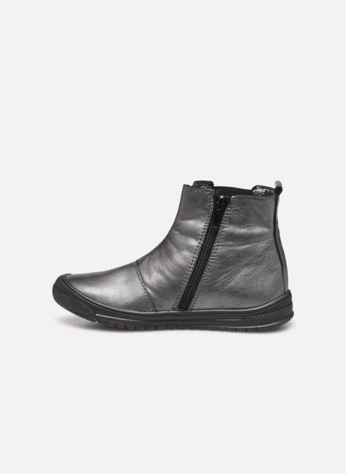 Bottines et boots Bopy Semoi Argent vue face