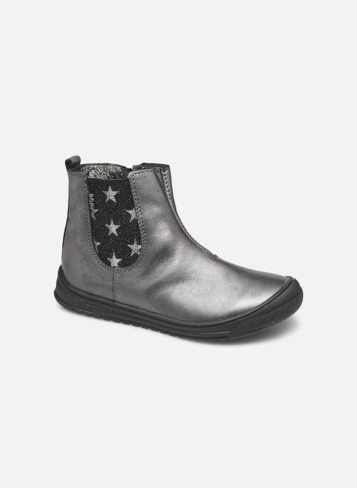 Bottines et boots Bopy Semoi Argent vue détail/paire