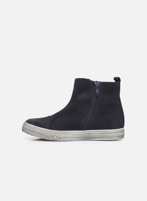 Boots en enkellaarsjes Bopy Selodi Blauw voorkant