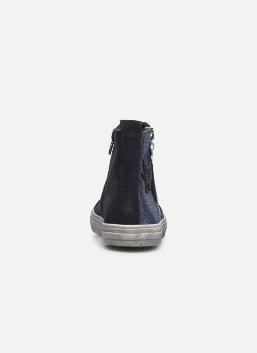 Boots en enkellaarsjes Bopy Selodi Blauw rechts