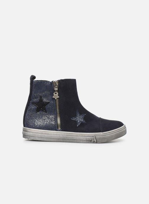 Boots en enkellaarsjes Bopy Selodi Blauw achterkant