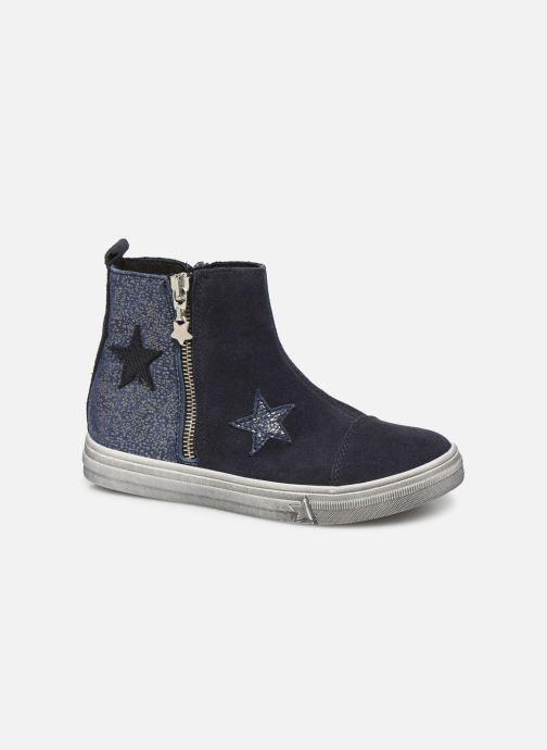 Boots en enkellaarsjes Bopy Selodi Blauw detail