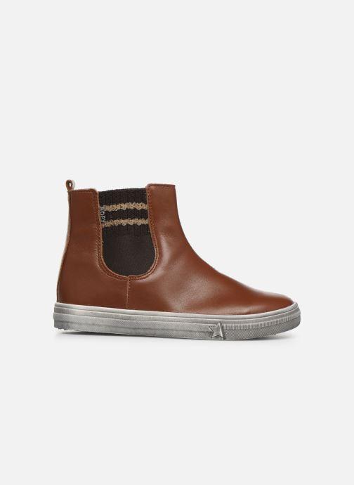 Boots en enkellaarsjes Bopy Seliane Bruin achterkant